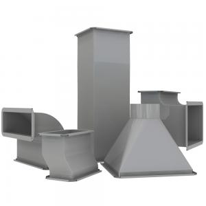 3.2 Potrubie a profily s obdĺžnikovým prierezom